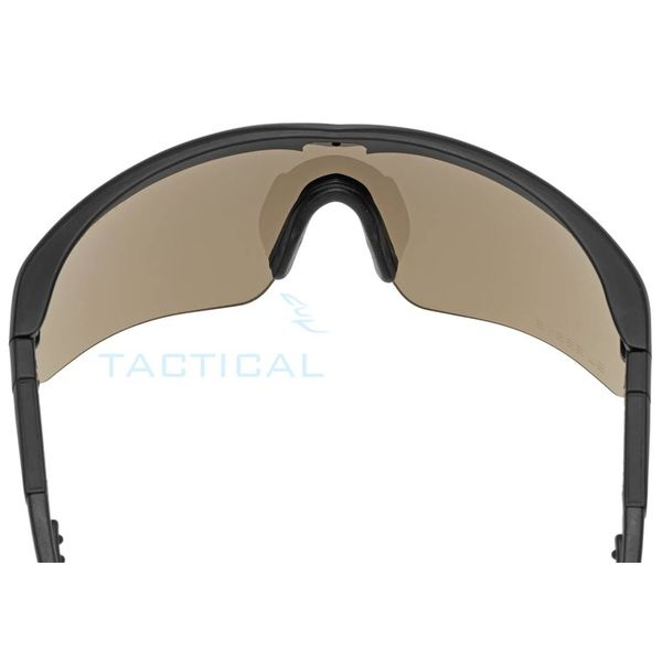 Swiss Eye Raptor Glasses Kit Zwart