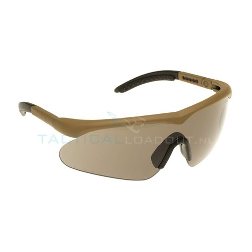 Swiss Eye Swiss Eye Raptor Glasses Kit Tan