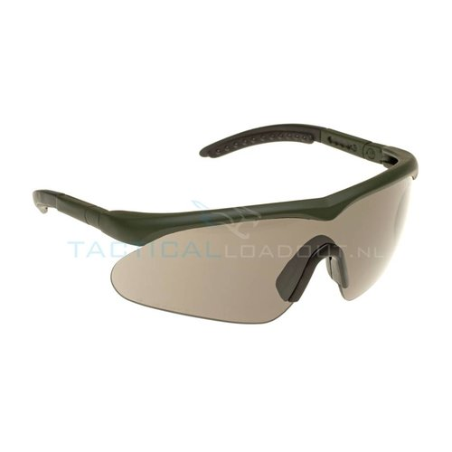 Swiss Eye Raptor Glasses Kit Olive