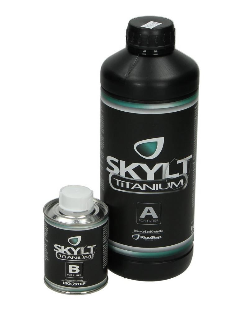 RigoStep Rigostep Skylt Titanium A & B 1 liter