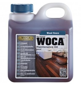 Woca Onderhoudsolie naturel 1 liter