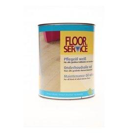 Floorservice Onderhoudsolie Wit 1 liter