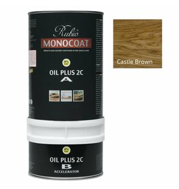 Rubio Monocoat Oil Plus 2C Castle Brown