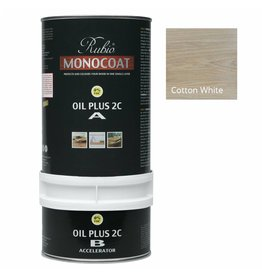 Rubio Monocoat Oil Plus 2C Cotton White