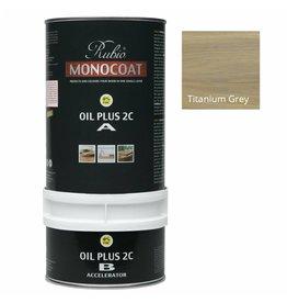 Rubio Monocoat Oil Plus 2C Titanium Grey