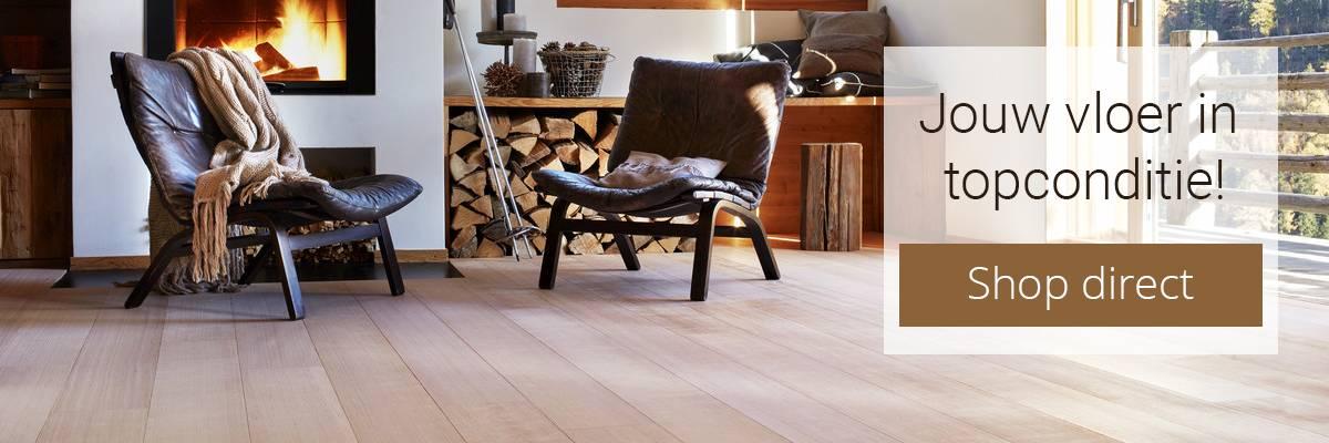 Jouw vloer in topconditie! Shop direct
