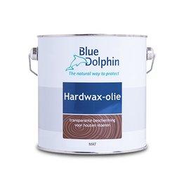 Blue Dolphin Hardwax-olie mat 750 ml