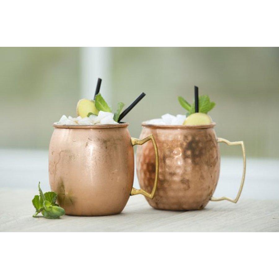 Moscow Mule Cocktailbeker Koper - (2 stuks)