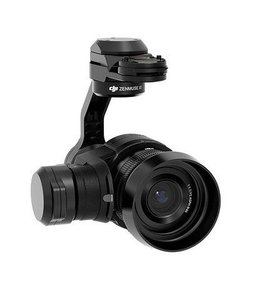 Zenmuse X5 - Camera with 15mm/1.7mm DJI MFT Lens