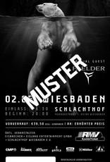 """02.05.2019 WIESBADEN - EISBRECHER """" EWIGES EIS TOUR 2019"""""""