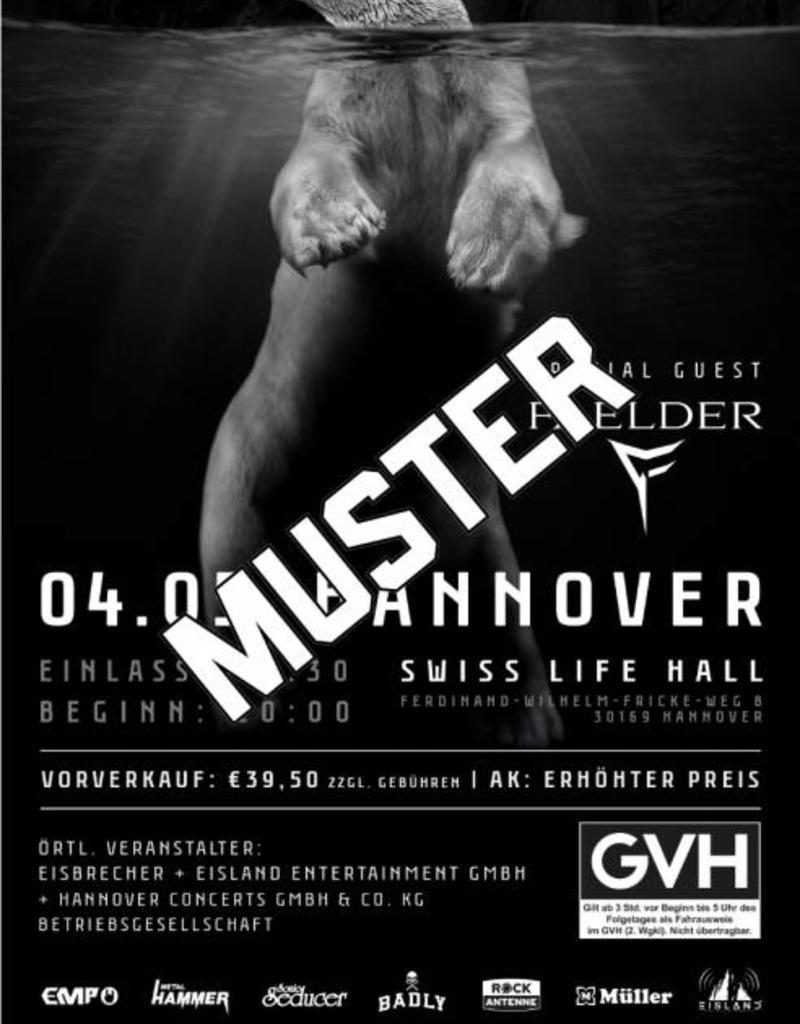 "HANNOVER - EISBRECHER "" EWIGES EIS TOUR 2019"""
