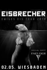 """WIESBADEN - EISBRECHER """" EWIGES EIS TOUR 2019"""""""