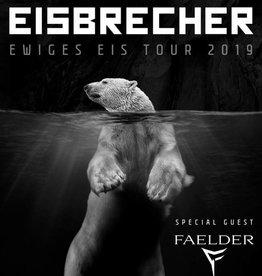 """01.05.2019 FÜRTH - EISBRECHER """" EWIGES EIS TOUR 2019"""""""