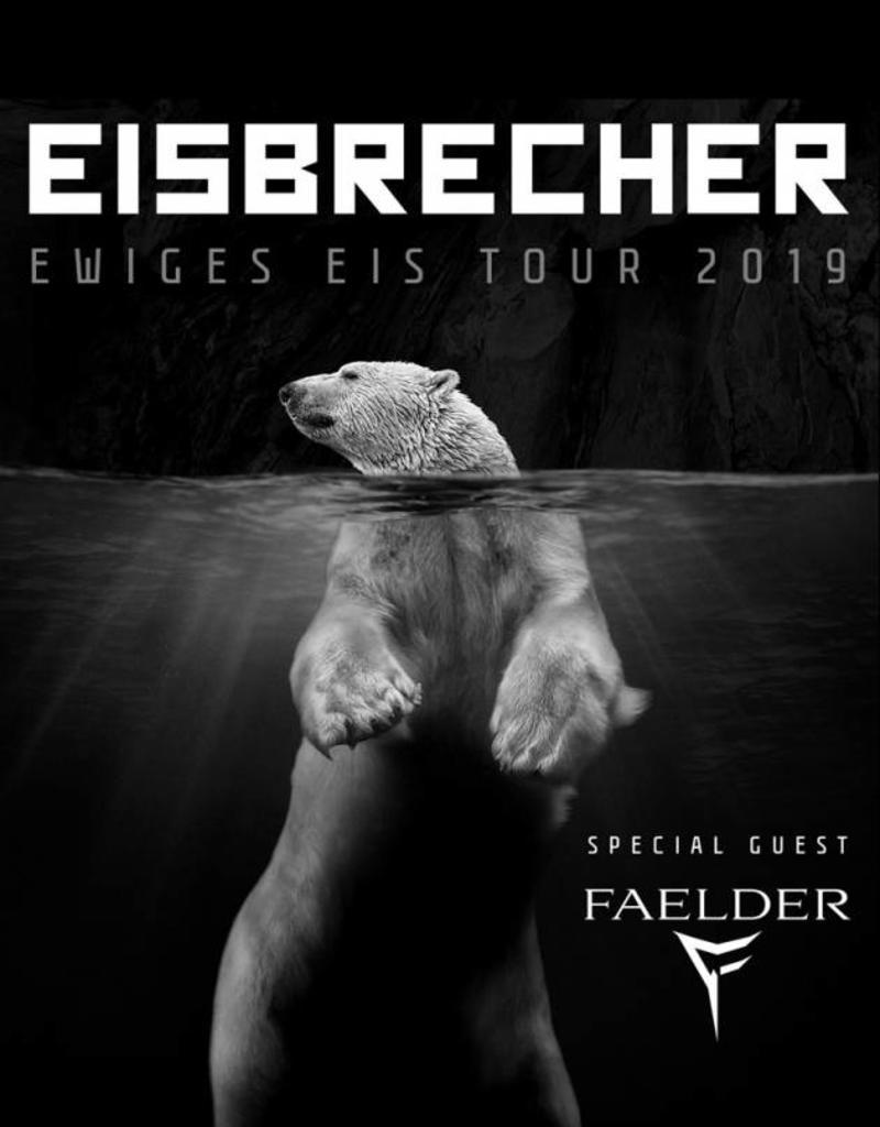 "04.05.2019 HANNOVER - EISBRECHER "" EWIGES EIS TOUR 2019"""