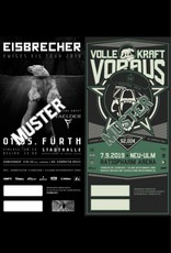 KOMBITICKET EWIGES EIS TOUR 2019 FUERTH + VKV FESTIVAL 2019