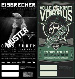 COMBITICKET FUERTH + VKV FESTIVAL 2019