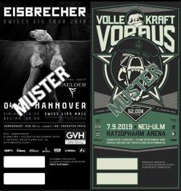 KOMBITICKET HANNOVER + VKV FESTIVAL 2019