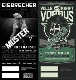COMBITICKET OBERHAUSEN + VKV FESTIVAL 2019