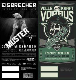 COMBITICKET WIESBADEN + VKV FESTIVAL 2019