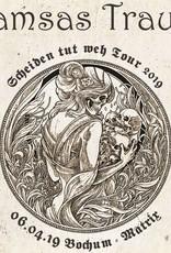 """BOCHUM - SAMSAS TRAUM """"SCHEIDEN TUT WEH TOUR 2019"""" * Agenturware"""