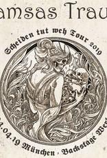 """MUNICH - SAMSAS TRAUM """"SCHEIDEN TUT WEH TOUR 2019"""" * Agenturware"""