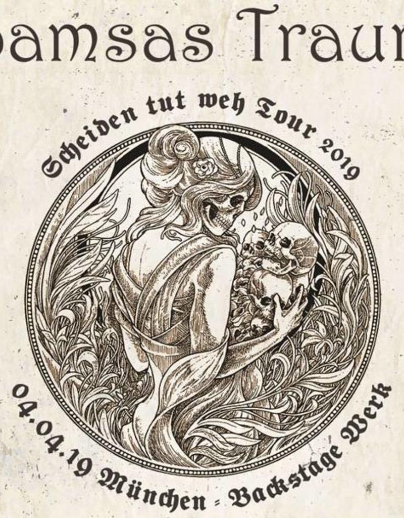 """MÜNCHEN - SAMSAS TRAUM """"SCHEIDEN TUT WEH TOUR 2019"""" * Agenturware"""