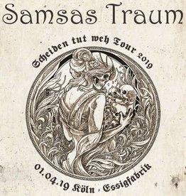 """KÖLN - SAMSAS TRAUM """"SCHEIDEN TUT WEH TOUR 2019"""" * Agenturware"""