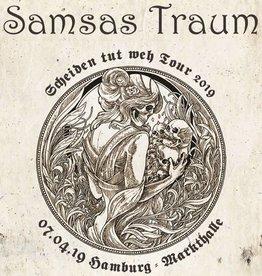 """HAMBURG - SAMSAS TRAUM """"SCHEIDEN TUT WEH TOUR 2019"""" * Agenturware"""