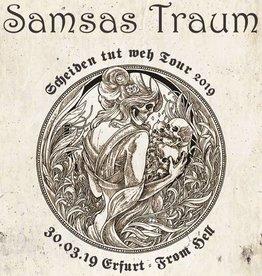 """ERFURT - SAMSAS TRAUM """"SCHEIDEN TUT WEH TOUR 2019"""" * Agenturware"""