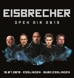 18.07.2019 - ESSLINGEN - EISBRECHER OPEN AIR 2019 * Agenturware