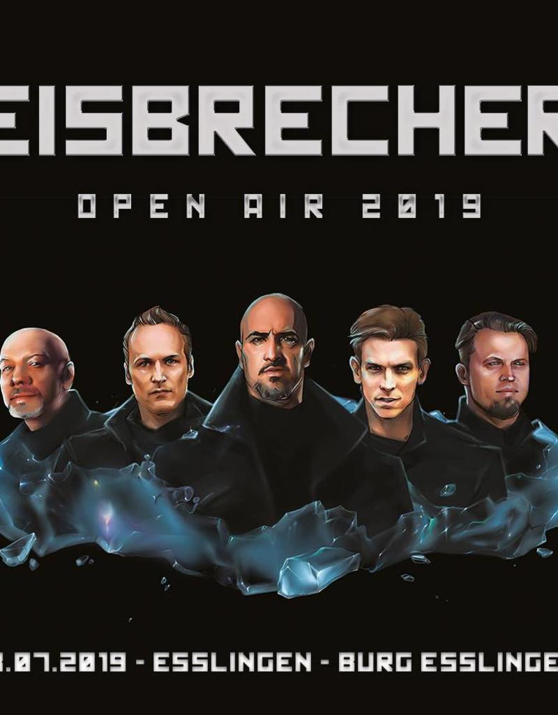 18.07.2019 - ESSLINGEN - EISBRECHER OPEN AIR 2019 * Agenturware
