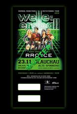 WELLE:ERDBALL TOUR 2019 - 23.11.2019 GLAUCHAU *