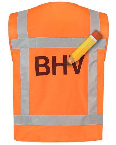 E-Veiligheidskleding Bedruk deze werkkleding met tekst of logo