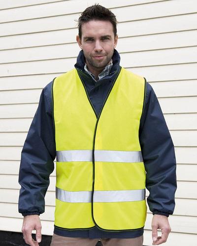 Result R200X veiligheidshesje in het geel of oranje
