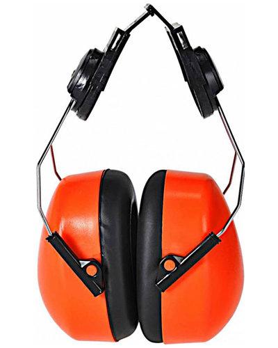 PS47 High Visibility Oorkappen Oranje
