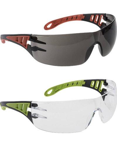 Lichtgewicht metaalvrije veiligheidsbril
