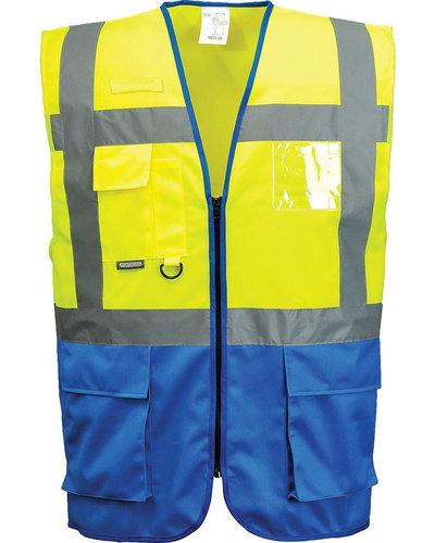 Portwest C476 tweekleurige veiligheidsvest
