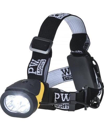 Portwest PA63 Licht gewicht hoofdlamp