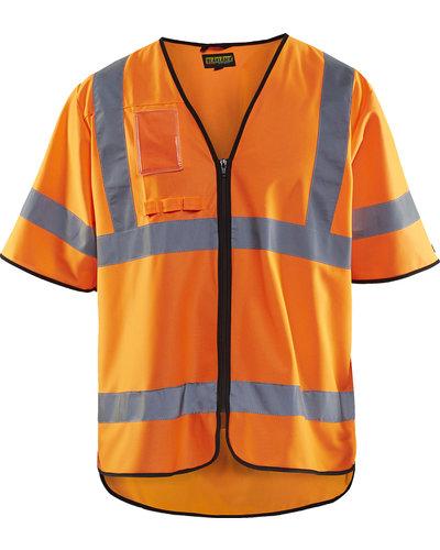 Blaklader Signalisatievest 3023 in geel, oranje of rood