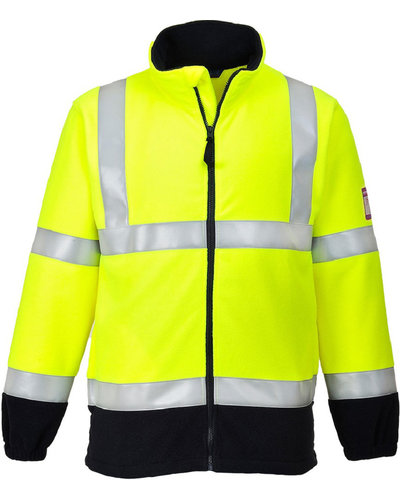 Portwest FR31 Vlamvertragende Fleece Jas