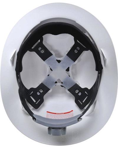Portwest PS52 Full Brim Future helm in het wit