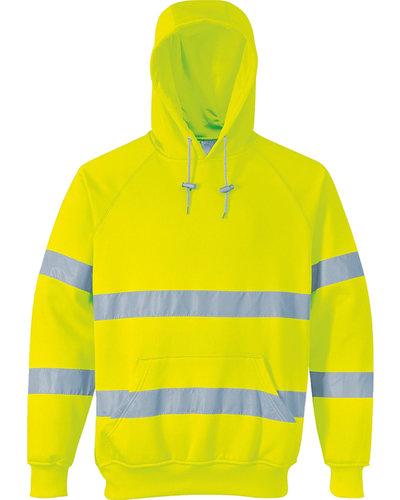 Portwest B304 Hi-Vis Hoody, oranje of geel