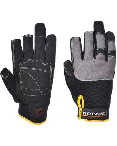 A740 Vingerloze Handschoenen met impact bestendigheid