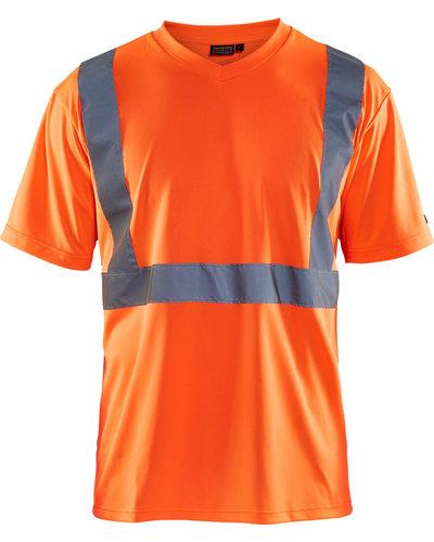 Blaklader T-Shirt 3313 High Vis van Blaklader
