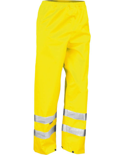 Result High Visibility Regenbroek L/XL