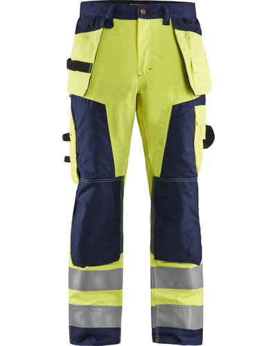 Blaklader 1568 Werkbroek High Vis