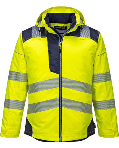 Portwest PW3 Hi-Vis Winterjack