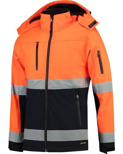 Tricorp TSE3001 SoftShell jas, 3 kleurcombinaties