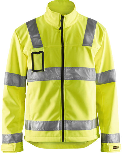 Blaklader 4838 High Vis Softshell