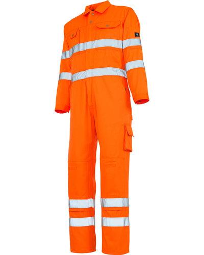 Mascot 00419-860 Oranje Utah Overall